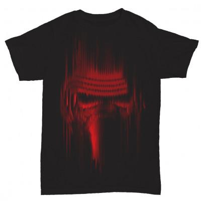 Koszulka RashGuard Star Wars Kylo Ren Czerwona