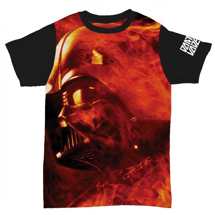 Star Wars Dark Vader Red Koszulka