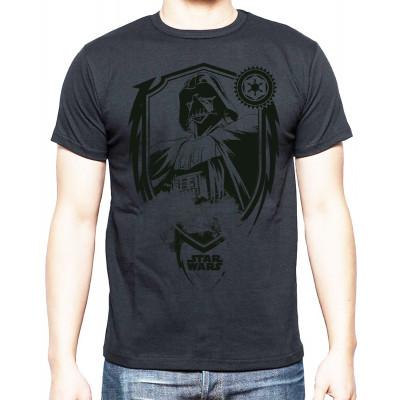 Star Wars Darth Vader Shield T-shirt