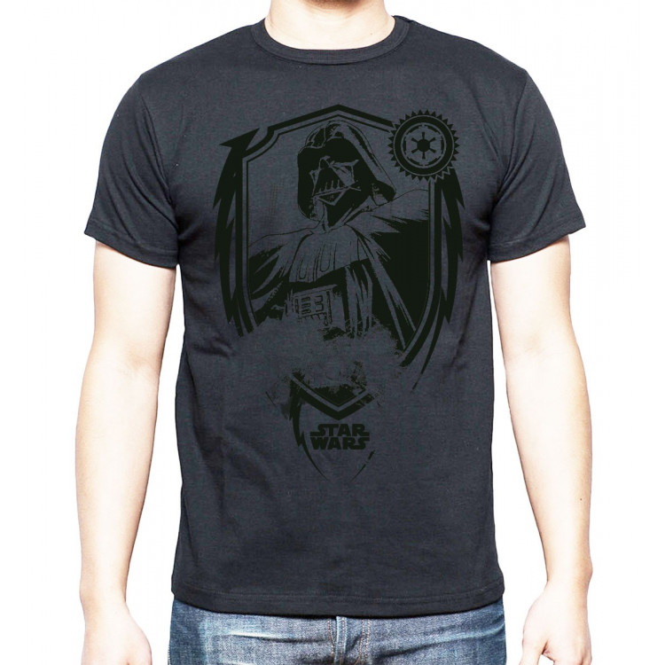 Star Wars Darth Vader Shield T-shirt