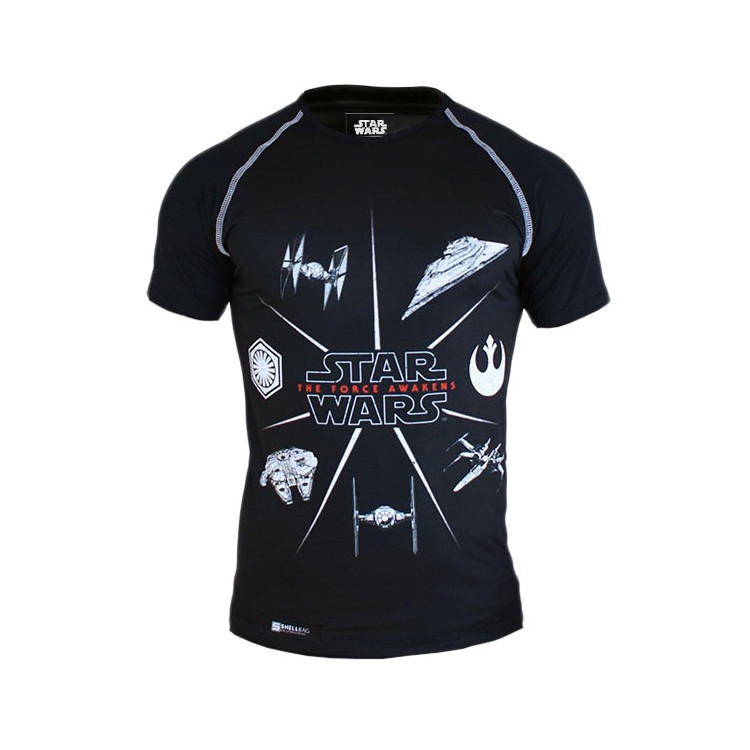 Star Wars Rashguard Kylo Ren Yellow