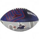Piłka Futbolowa Wilson NFL Team Logo Rubber New York Giants