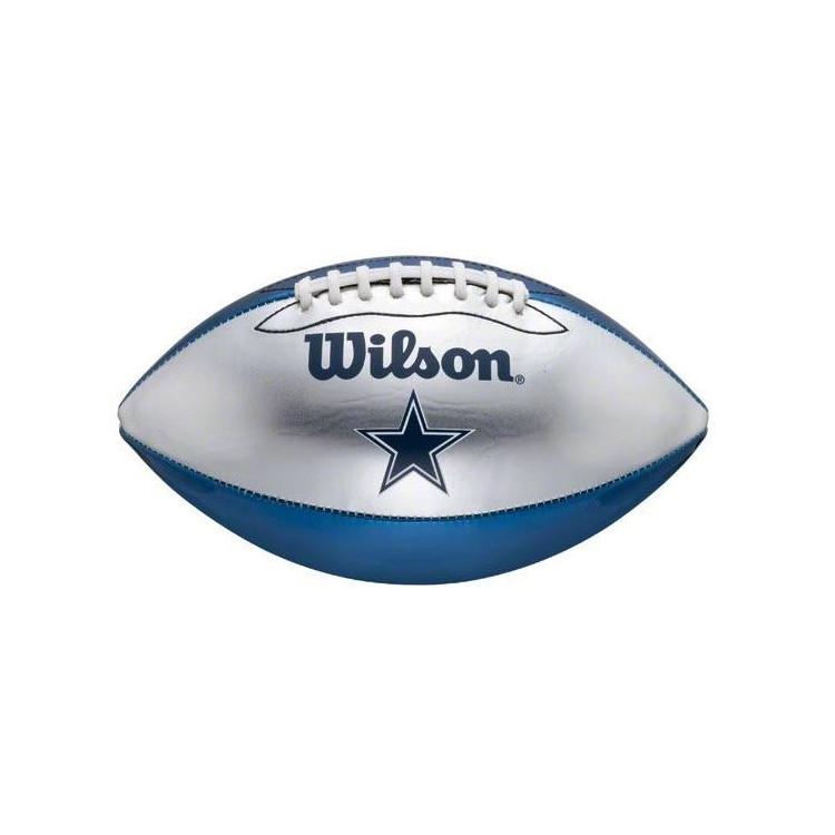 Piłka Futbolowa Wilson NFL Team Logo Underglass Dallas Cowboys
