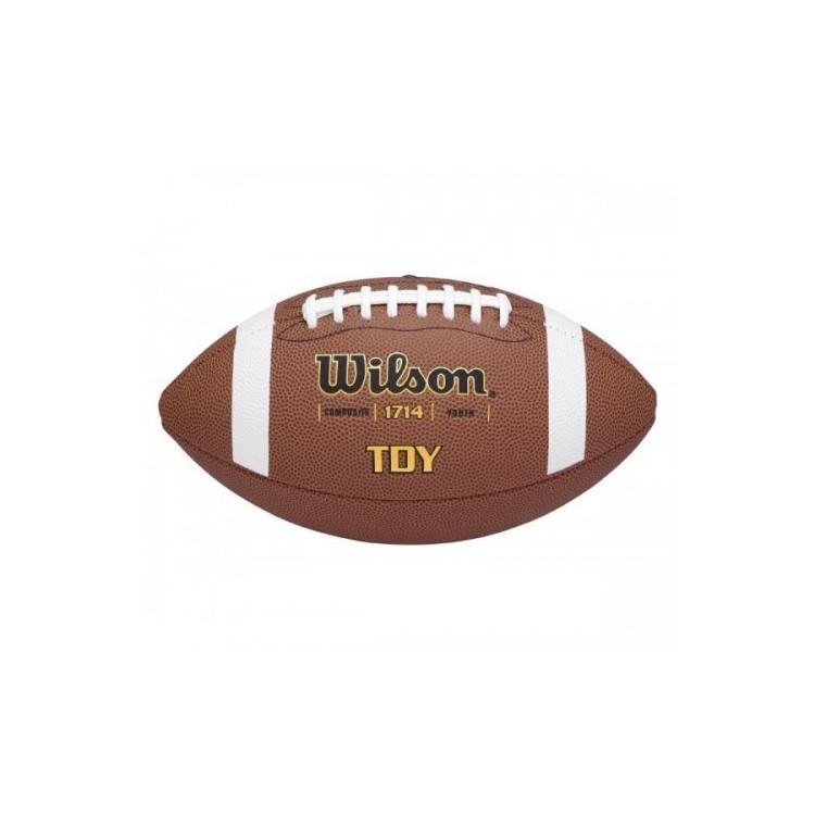 Piłka Futbolowa Wilson TDY Kompozytowa