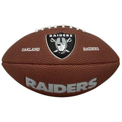 Piłka Futbolowa Wilson NFL Mini Team Logo Oakland Raiders