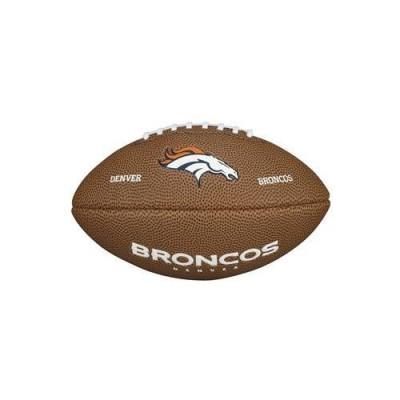 Piłka Futbolowa Wilson NFL Mini Team Logo Denver Broncos