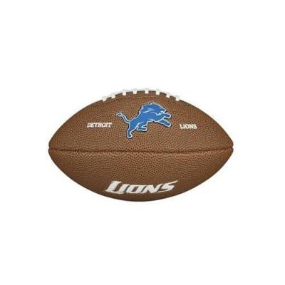 Piłka Futbolowa Wilson NFL Mini Team Logo Detriot Lions