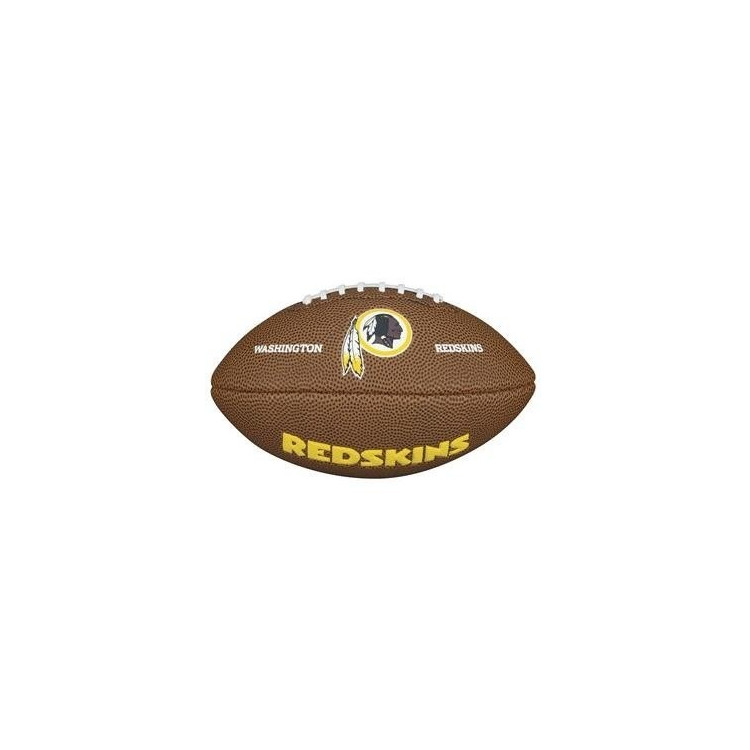 Piłka Futbolowa Wilson NFL Mini Team Logo Washington Redskins