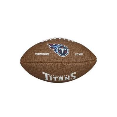 Piłka Futbolowa Wilson NFL Mini Team Logo Tennessee Titans