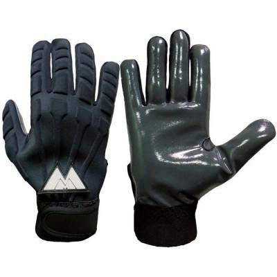 MM Padded Football Gloves