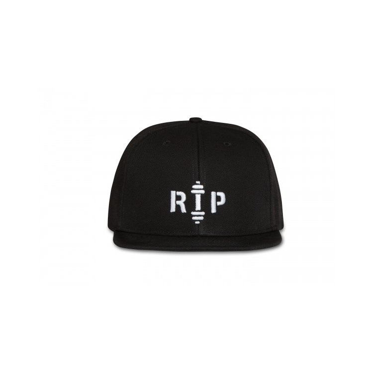 SNAPBACK Rep In Peace WHITE 1175 odzież crossfit