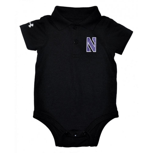 Body Under Armour NORTHWESTERN WILDCATS Polo
