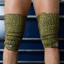 Owijka na kolano(para) Exosleeve LEOPARD KNEE WRAPS