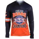 NFL Chicago Bears Super Bowl XX Champions Hoody Tee