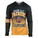 NFL Green Bay Packers Super Bowl XXXI Champions Hoody Tee
