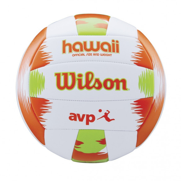 Piłka do siatkówki AVP HAWAII ORAGRN VOLLEYBALL