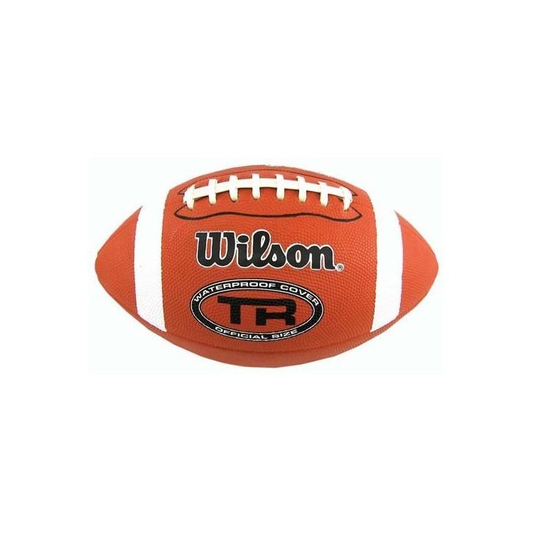 Piłka Futbolowa F1552 Wilson TR Intercollegiate Wodoodporna