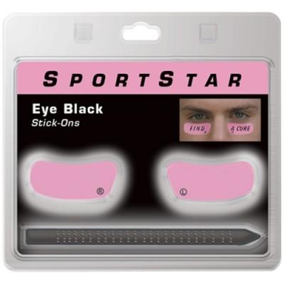 Eye Black Pod Oczy Koloru Różowego