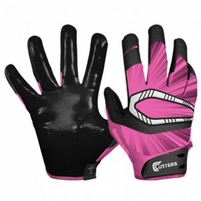 Football Gloves Cutters Rev Pro S450