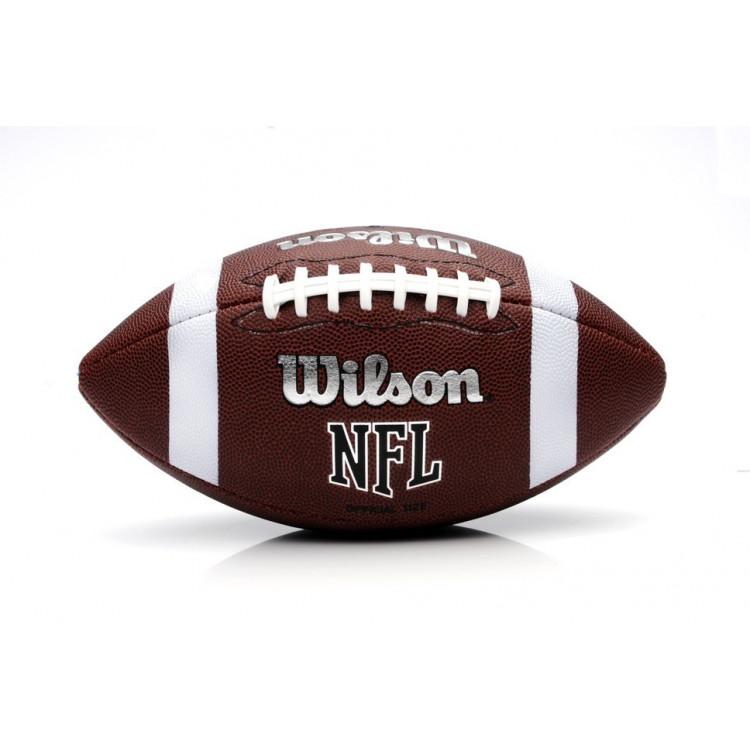 PIŁKA FUTBOLOWA Wilson NFL OFF BIN XB