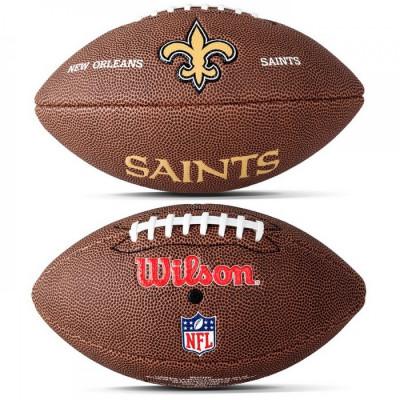 PIŁKA FUTBOLOWA Wilson NFL MINI TEAM LOGO New Orleans Saints