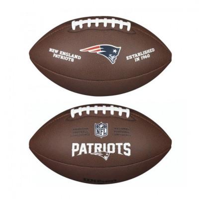 PIŁKA FUTBOLOWA Wilson NFL LICENSED BALL New England Patriots