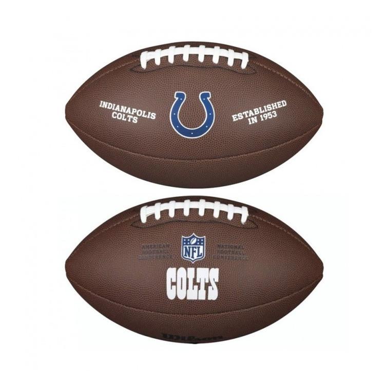 PIŁKA FUTBOLOWA Wilson NFL LICENSED BALL Indianapolis Colts