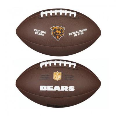PIŁKA FUTBOLOWA Wilson NFL LICENSED BALL Chicago Bears