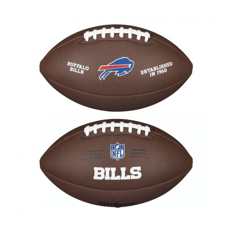 PIŁKA FUTBOLOWA Wilson NFL LICENSED BALL Buffalo Bills