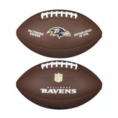 PIŁKA FUTBOLOWA Wilson NFL LICENSED BALL Baltimore Ravens