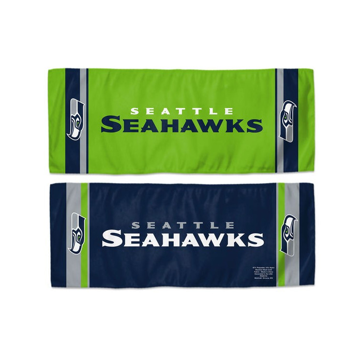 Ręcznik chłodzący 12x30 Seattle Seahawks NFL