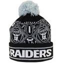 Czapka zimowa Oakland Raiders Official Club Junior