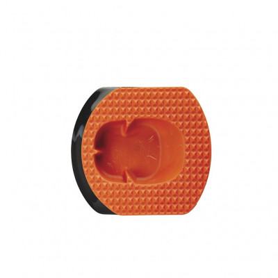 WILSON Adjustable American Football Kicking Tee (orange)