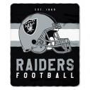 Ręcznik TNC NFL 50x60 Fleece Throw Oakland Raiders