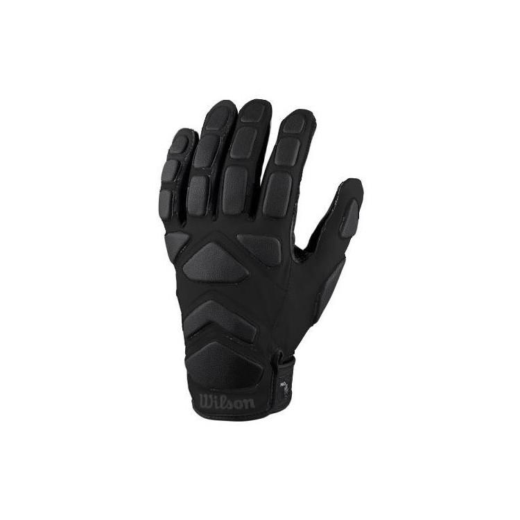 Rękawiczki Futbolowe Wilson AD GST TRENCH GLV BLACK