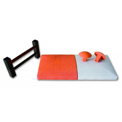 Benson SDFB (GH-0906) Safety Double First Base