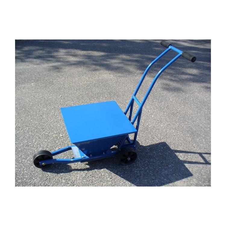 Wózek do oznaczania linii