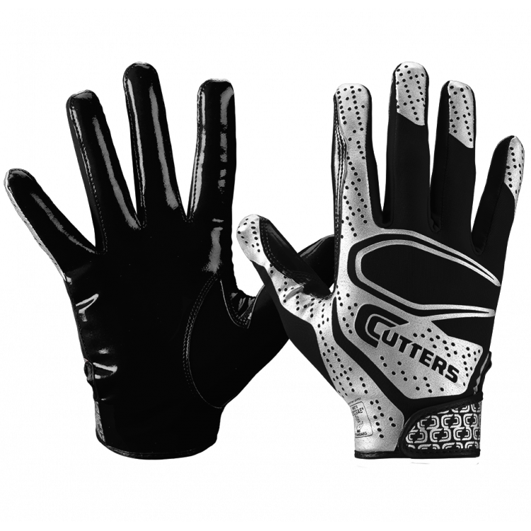 Rękawiczki Cutters REV 2.0 - BLACK