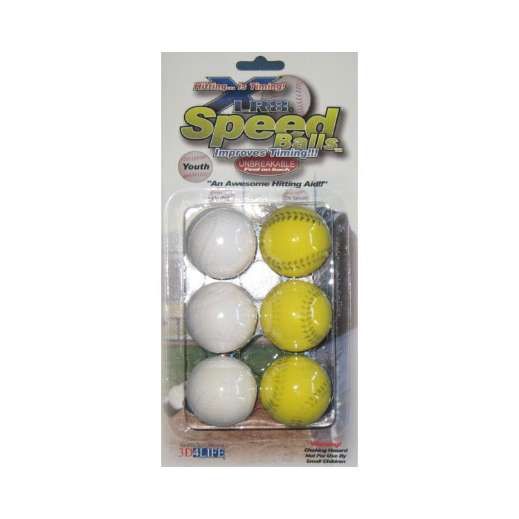 XLR8 Speed Balls