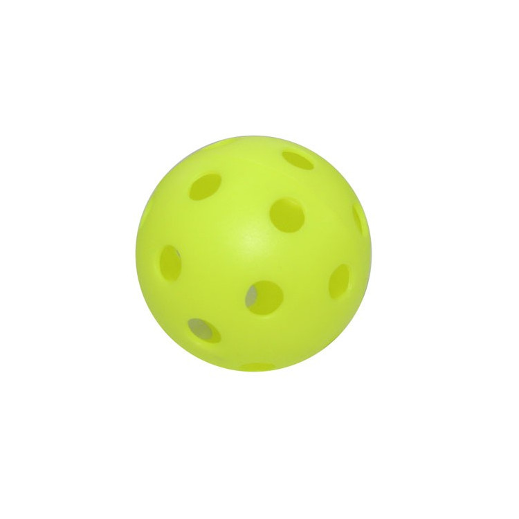 Benson Wiffle Plastic Softball Yellow