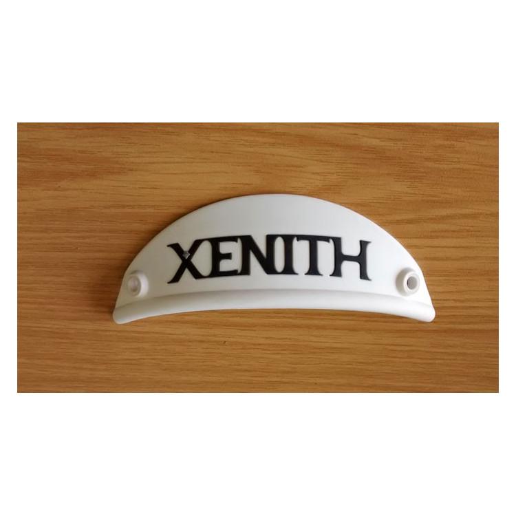 XENITH X2E Rear Bumper