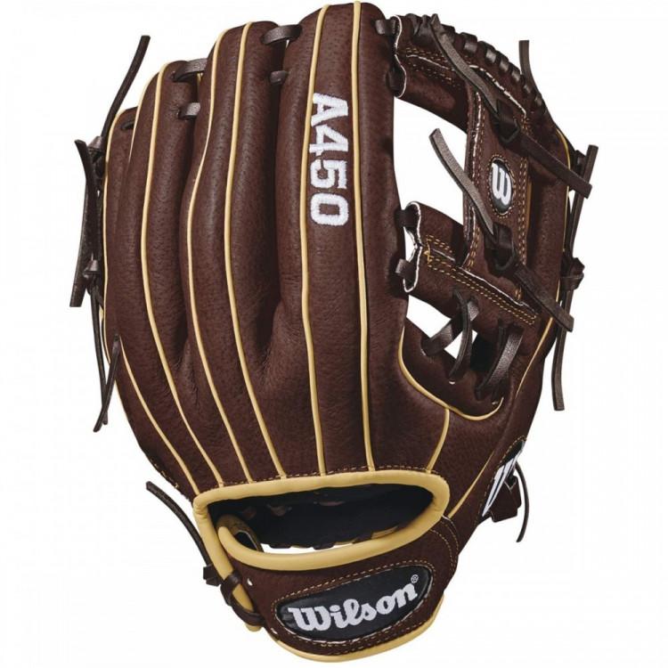 Wilson A450 Baseball Glove
