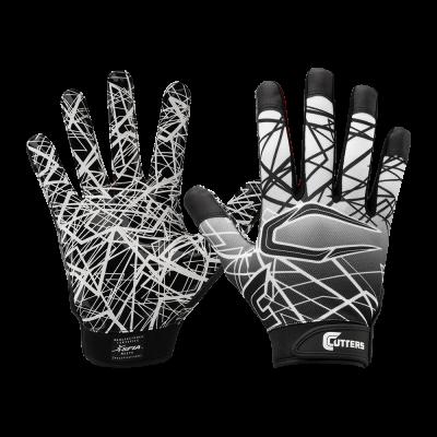 Cutters S150 Game Day Receiver Adult - Rękawiczki Futbolowe Futbol Amerykański Sklep