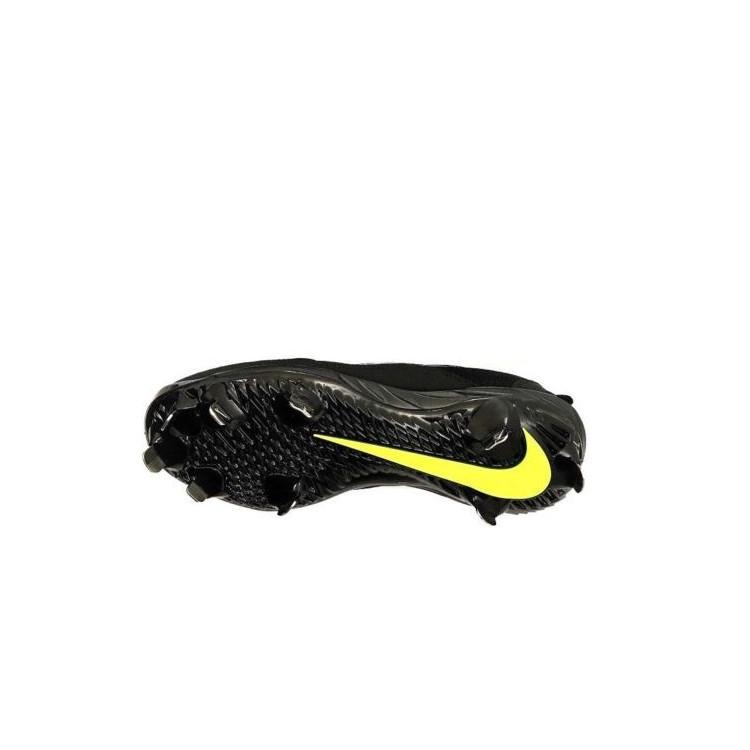 Nike Women's Lunar Hyperdiamond 2 Pro Softball Cleats (US 8) Black