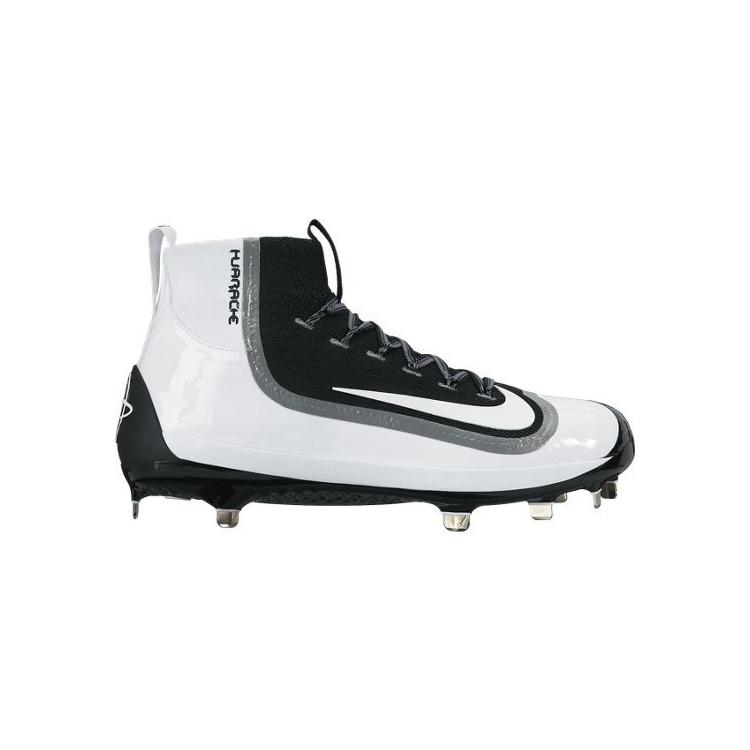Nike Alpha Huarache 2K Filth Mid Men's Baseball Cleat (11.5)