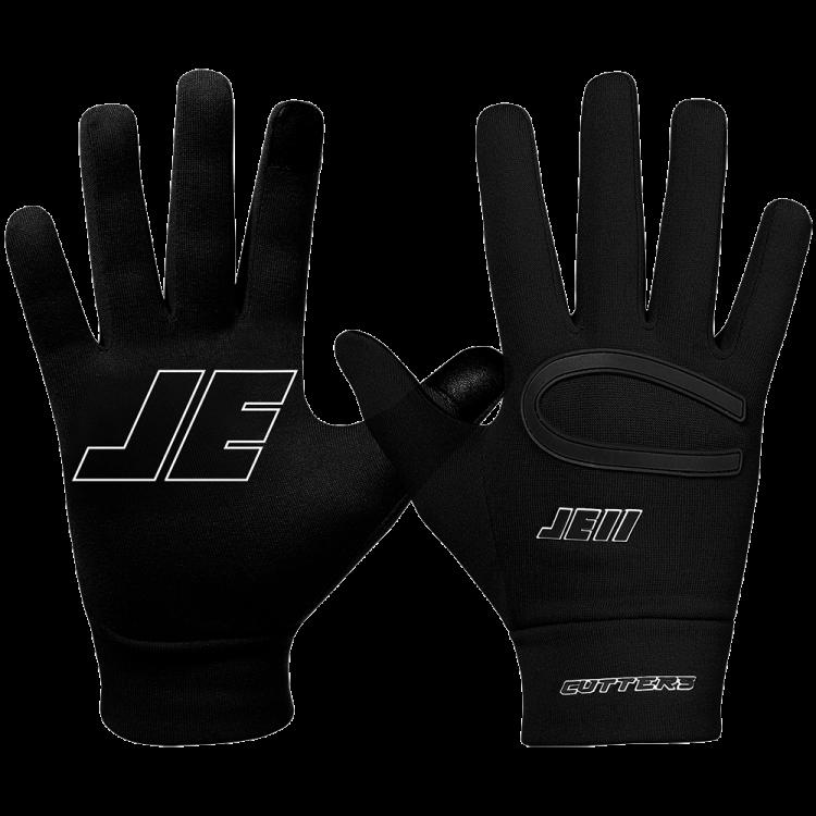 Cutters JE11 Fan Series Fleece gloves