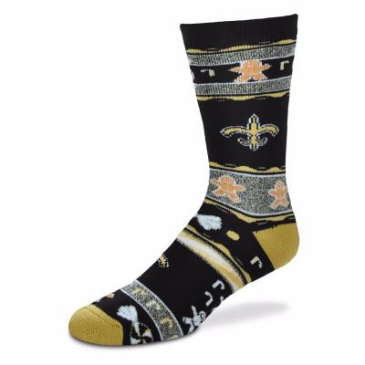 FOR BARE FEET NFL UGLY SKARPETKI New Orleans Saints