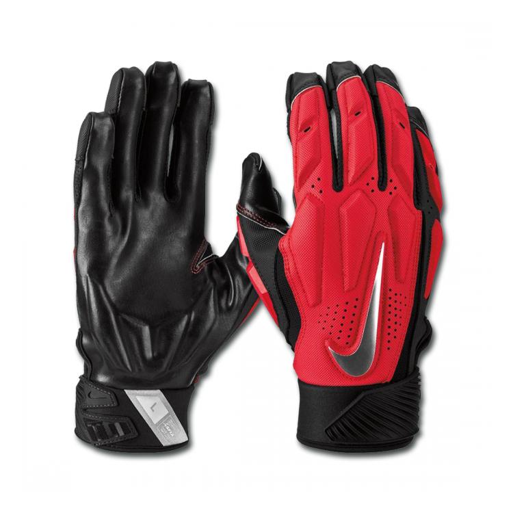 Nike D-Tack 6.0 Rękawiczki dla liniowych Red