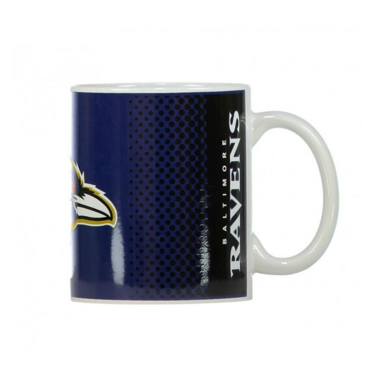 Baltimore Ravens Fade Mug