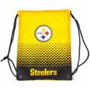 Pittsburgh Steelers Fade Gym Bag Torba